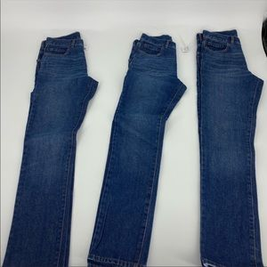 Children's Place Boys Jeans 12S NWT Straight